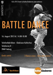 BattleDance plakat Final